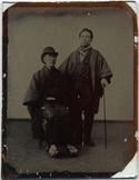 小西四郎吉と其の父