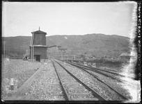 本郷駅給水塔