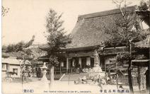 函館台町高龍寺 THE TEMPLE KORYU-JI IN DAI ST, HAKODATE.