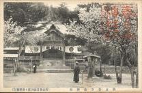県社春日山神社
