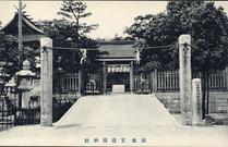 摂社 甘南備神社