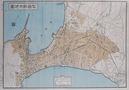 函館市地図 新生