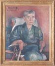 斎藤大硯肖像