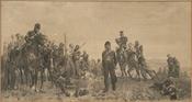 クリミヤ戦争の絵