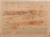 札幌開拓史本庁舎 ホルト原画